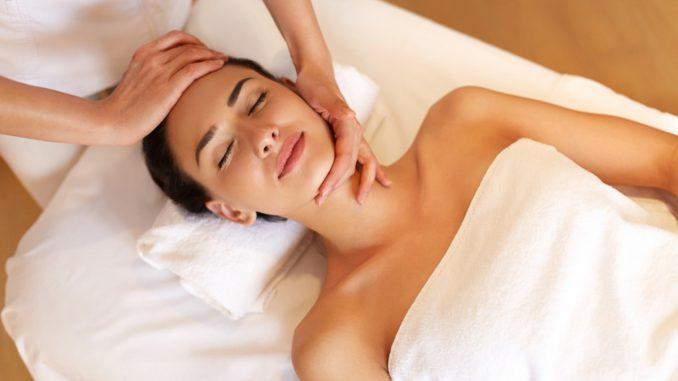 расслабляющий массаж лица спб калинински йрайон