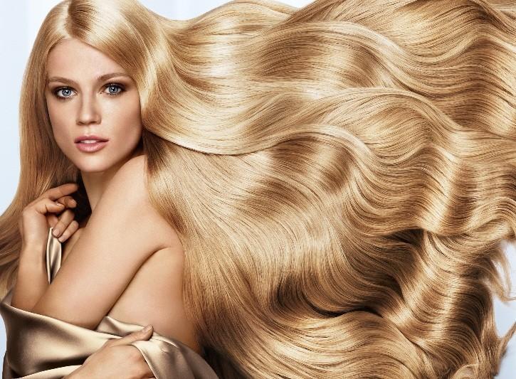 Ламинирование волос горячим шелком