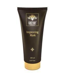 Совершенствующая кератиновая маска для волос