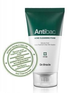 Antibac / Антибактериальная пенка для умывания