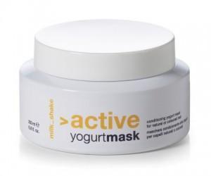 MILK SHAKE Активная йогуртовая маска/Active yogurt mask