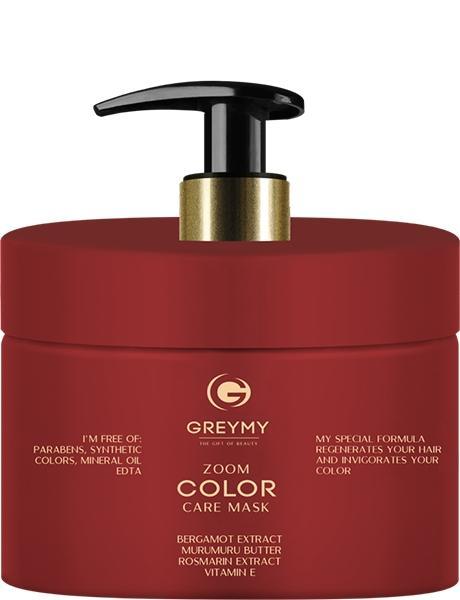 Zoom Color Care Mask / Маска для усиления цвета окрашенных волос