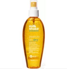 Мягкое увлажняющее защитное масло для волос и тела Pleasure oil