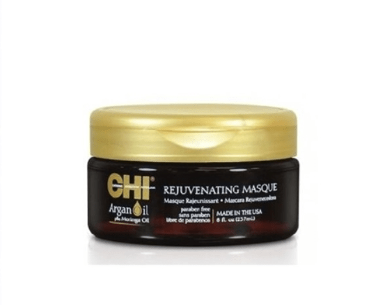 CHI Argan Oil plus Moringa Oil Rejuvenating Masque Омолаживающая маска с экстрактом масла Арганы и дерева Моринга