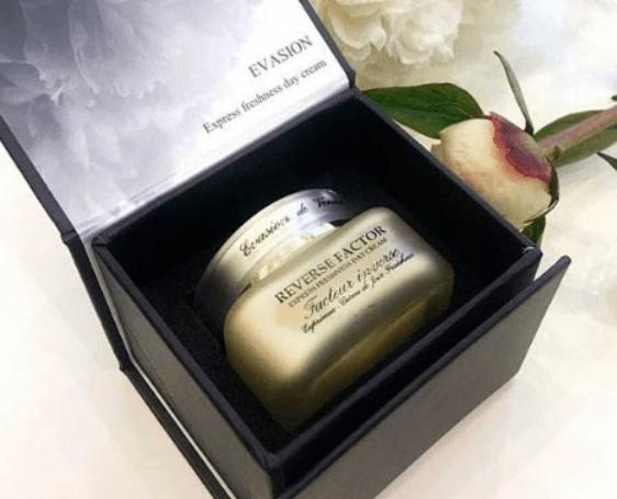 Evasion Express freshness day cream Крем Reverse Factor (антивозрастной восстанавливающий крем)