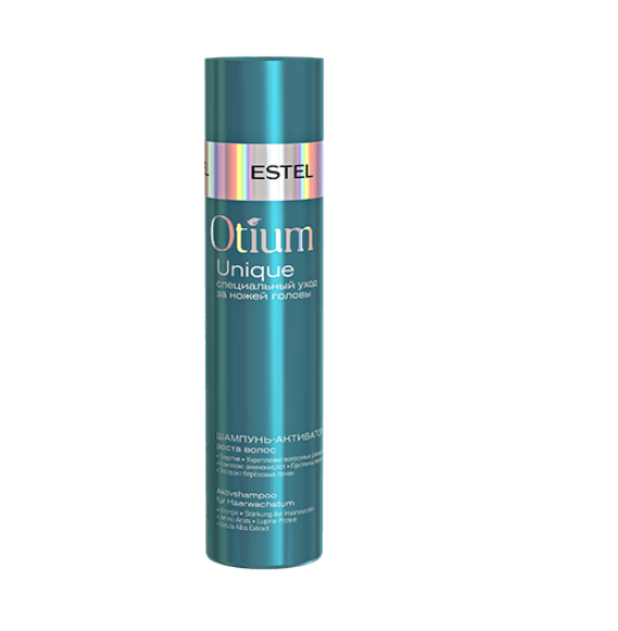 Шампунь-активатор роста волос OTIUM UNIQUE