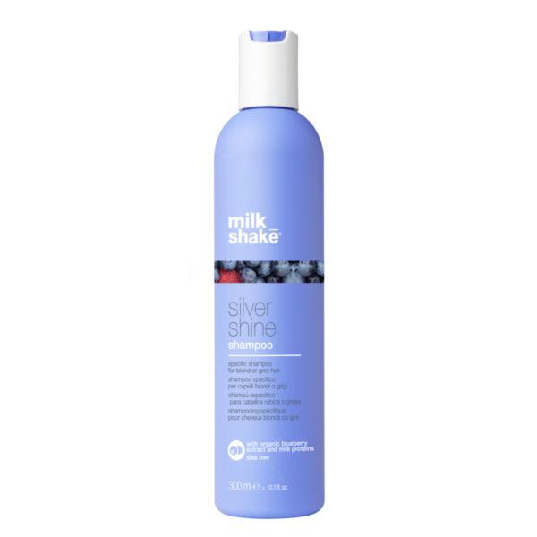 Пигментированный шампунь для осветленных и седых волос / Silver shine shampoo