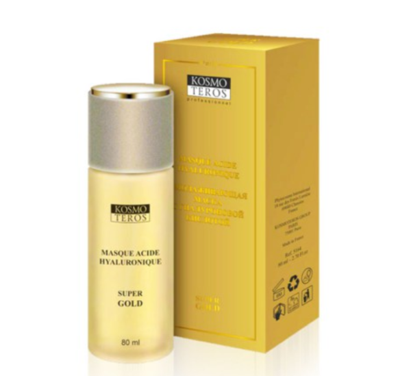 Маска вокруг глаз / Masque Hydratant – Biocomplex «Super Gold»